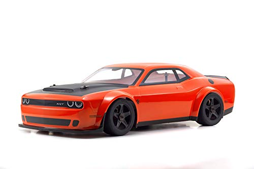 Dodge SRT Demon 1:8 Scale Inferno GT2 Race Spec Nitro RC Car