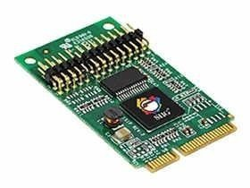 Mini PCI Express board with 1 serial Mini Pci Wireless Board
