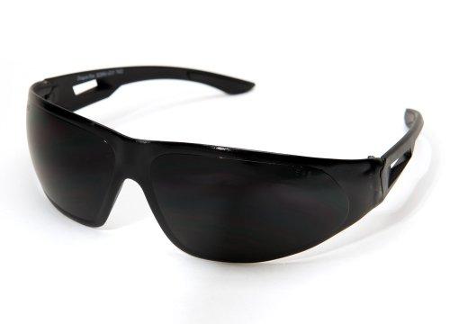 Edge Tactical Eyewear XDF61-G15 Dragon Fire Matte Black with G-15 Lens