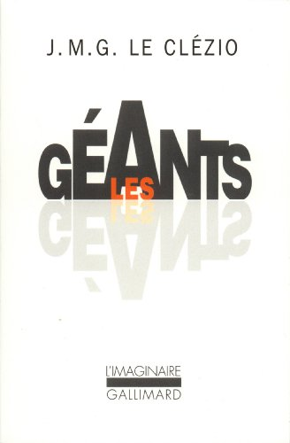 Les géants (French Edition)