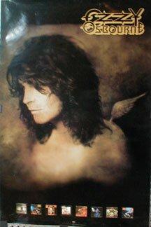 Ozzy Osbourne No More Tears poster