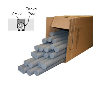 4'' Closed Cell Backer Rod - 48 ft Box