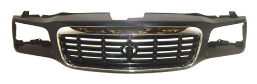Cadillac Escalade Grille Replacement (OE Replacement Cadillac Escalade Grille Assembly (Partslink Number GM1200446))