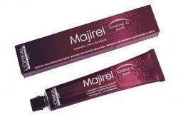 Loreal colour Majirel hair dye colour mahogany red brown ...