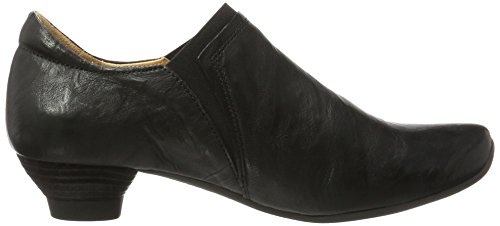 Denken! Dames Aida_181251 Zwarte Pumps (black 00)
