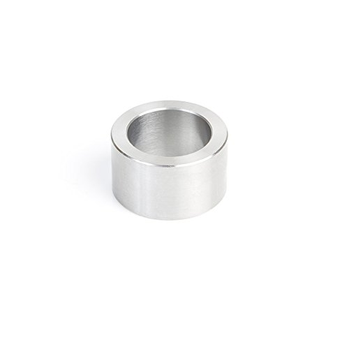 Amana Tool 67240 High Precision Steel Spacer (Sleeve Bushings) 1-3/4 D x 1/2 Height for 1-1/4 Spindle Shaper (Precision Spindle)