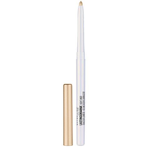 Maybelline Lasting Drama Light Eyeliner, Starlight Gold, 0.01 oz. (Shimmer Starlight)