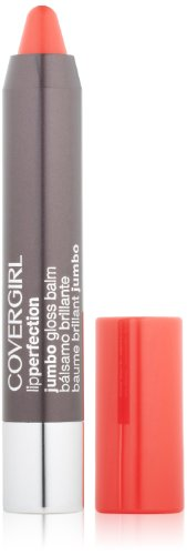 COVERGIRL Lipperfection Jumbo Gloss Balm Ruby Twist 245, 0.1