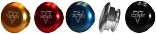 Vortex P003B Blue Frame Slider End Plug,