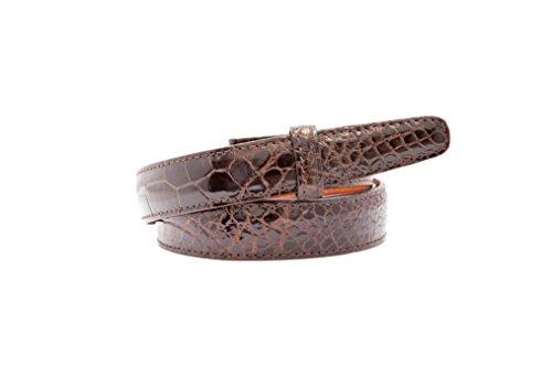 Trafalgar Genuine Alligator 1 3/16