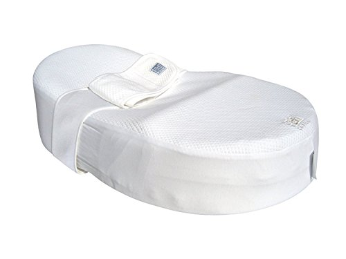 Review Of Red Castle Cocoonababy Sleep Positioner - White