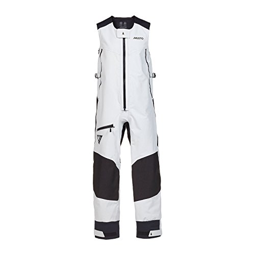 2016 Musto MPX Race Salopettes in Platinum SM0013 Size - - Large (Race Musto Mpx)