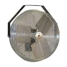 TPI LDF18TE 3 Speed Fan Head, 1/8 HP, 2.2 Amps