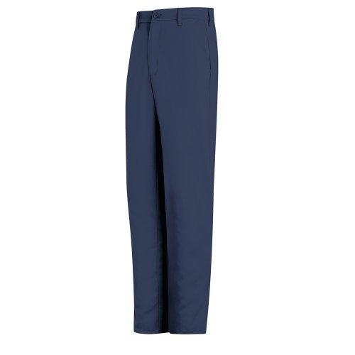Bulwark Flame Resistant 9 oz Twill Cotton Work Pant, Navy, (Fr Twill Pants)