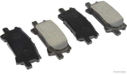 disque de frein HERTH+BUSS JAKOPARTS J3612037 Kit de patins de frein