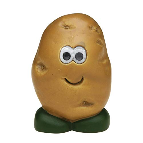 MSC International Joie Spud Dude Potato Vegetable Scrub Cleaner Brush, 3 x 2-Inches