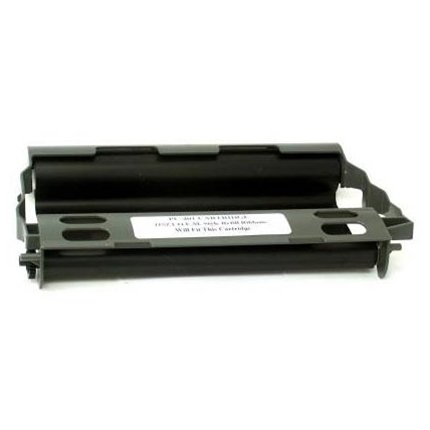 Bulk PC-401 Brother Compatible Thermal Fax Cartridge, Black Ink: CBPC401C (18 Fax Cartridges) (Thermal Fax Pc401)