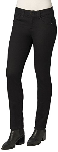 "Democracy Women's ""Ab""Solution Booty Lift Jegging, Black, 12"