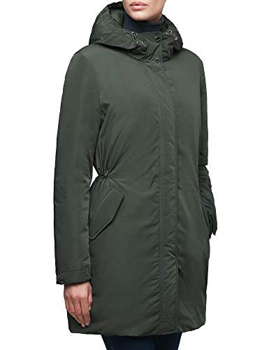 Abajo Green Geox Mujeres W8428q Chaqueta T2506 ZqftPX