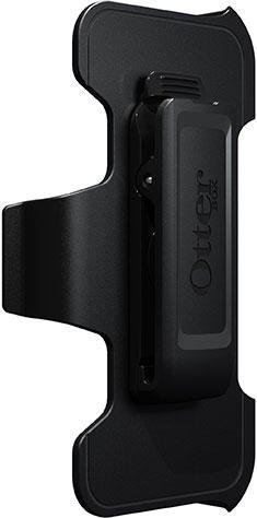 Holster Belt Clip Made in The USA - for OtterBox Defender Series Case iPhone SE/5S/5/5C (Please Read Full Item Description Carefully) (Black) (Otterbox Defender Series Case For Iphone 4)