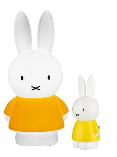 Miffy yellow on off night lamp night light bundle import it all - Miffy lamp usa ...