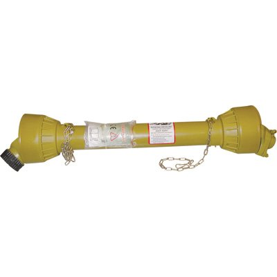 Braber Equipment General-Purpose PTO Shaft Assembly - 36in. Collapsed Length, Model# 69.885.005