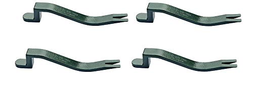 PacTool International RS501 Roof Snake, Shingle Nail Puller, Roof Shingle Installer (4-(Pack))