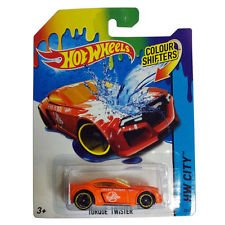 Hot Wheels City Colour Shifters Torque Twister Vehicle