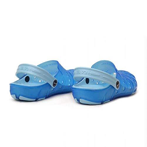 40 Blu Blu Estive Rosa Sports Outdoor Dimensione Casual Sandals Yingsssq Slipper Heels Beach 36 Scarpe colore w0pvq7H