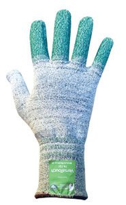 Ansell Knief Hand Cut Resistant Work Gloves (12 Pairs) - Size: 8