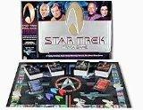 Star Trek Large Tin (Star Trek Trivia Game in large collectible tin by Mattel)