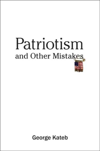 Download Patriotism and Other Mistakes PDF