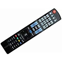 Replacement Remote Control Fit For LG 32LG50-UA 32LG70-UA 42LG70-UA 52LG70-UA 47LG90-UA Smart 3D Plasma LCD LED HDTV TV