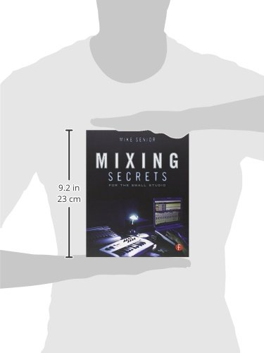 mixing secrets for the small studio by mike senior pdf