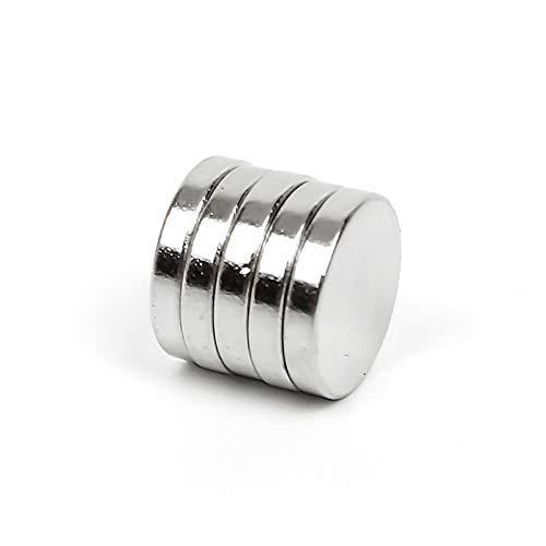 10 x 2 mm N50 Neodym-Scheibenmagnete 10 x 2 mm 10 x 2 mm