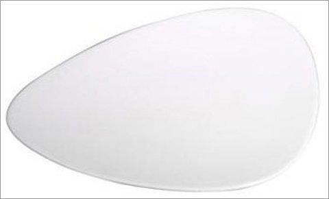 Alessi Colombina Large Saucer