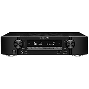 Marantz AV Receivers Audio & Video Component Receiver Black (NR1609)
