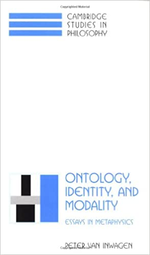 com ontology identity and modality essays in  ontology identity and modality essays in metaphysics cambridge studies in philosophy 1st edition