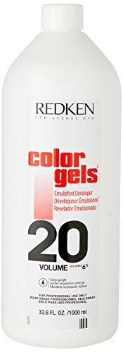 Redken Redken Color Gels Emulsified Developer Treatment for Unisex, 33.8 Ounce