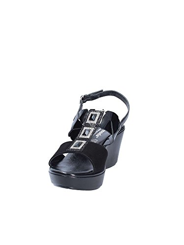 Susimoda 266340 Sandals Women Susimoda Women Sandals 266340 Black 8HwX5twq