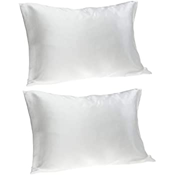 Amazon Com Spasilk Satin Pillowcase For Hair And Facial