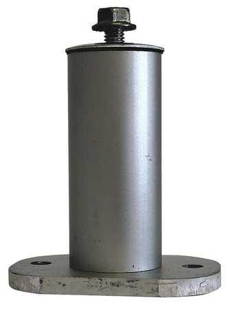 UniRac 1-Piece Steel Flat Top Standoff 004600C, Qty. 1