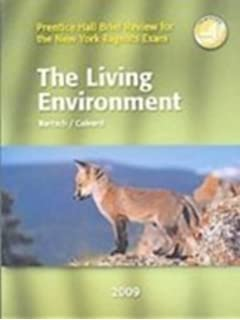 Amazon the living environment biology teachers manual with the living environment prentice hall brief review for the new york regents exam fandeluxe Gallery
