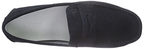 Armani Jeans 0658855 Uomini Mocassino Blu (blu - Blu Y5)