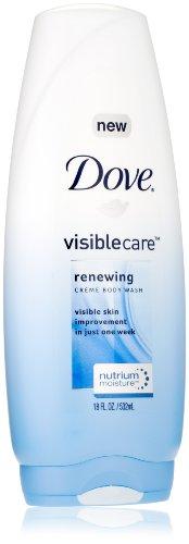 Dove VisibleCare lavage corporel, crème régénératrice, 18 oz
