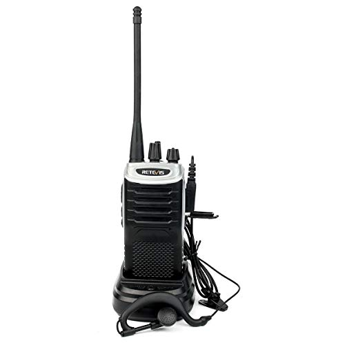 Retevis RT7 Walkie Talkies 3W 16CH FM Radio UHF VOX Scan 2 W