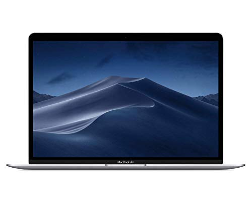 New Apple MacBook Air (13-inch, 8GB RAM, 128GB Storage) - Silver