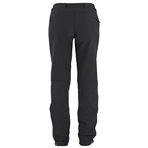 Eider–Pantalón softshell Nimble 2.0Ghost Mujer–Mujer–negro, negro, 42 negro