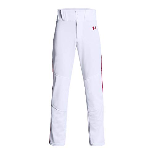 baseball pants with red piping - 4