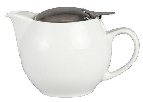 ZEROJAPAN Universal teapot 450cc white BBN-02 WH (japan import)